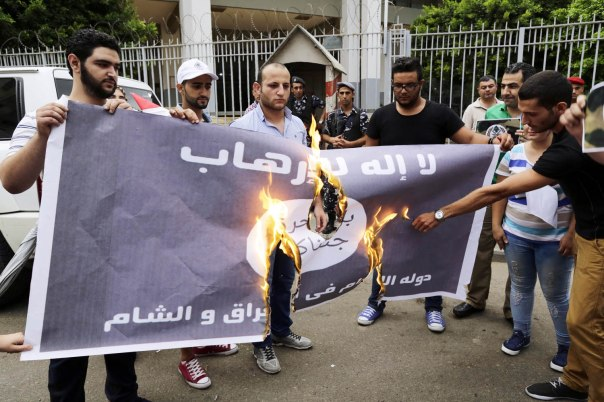LEBANON-CONFLICT-PROTEST-ISLAMISTS