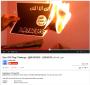 Middle Eastern Activists Urge Social Media To Take #BurnISISFlagChallenge